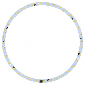 LED Ring Leiterplatte dim-to-warm 2250-2800K